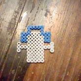 My Perler TheLivingTombstone's Cutie Mark