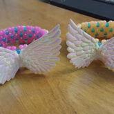 Angel Wings 3D Cuffs