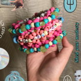 Scaled And Icy Cuff-