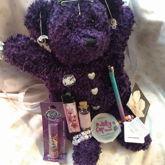 420 Teddy Bear Rave Bag