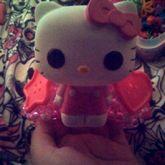 Hello Kitty Cage Cuff
