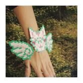 Angelic Fox Cuff (Original)