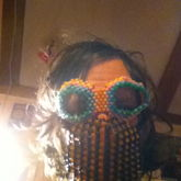 My Kandi Masqueared Mask And Surgical Mask