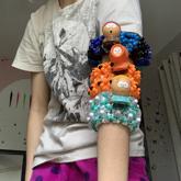 South Park Figure Cuffs
