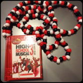 High School Musical Necklace