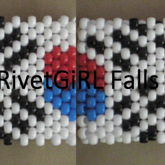 South Korea Kandi Cuff Bracelet