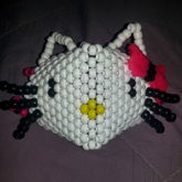 3D Hello Kitty Mask