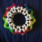Rainbow 3 Layer 3D Cuff!!!! (Pic 2)