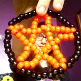 Kandi Pentacle/Pentagram ^_^ (oringinally By JinxAlot)