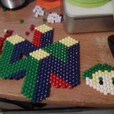 Nintendo 64 Logo And Link Head