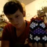 My Fnaf Purple Guy Cuff