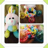 Easter Bunny Cuff