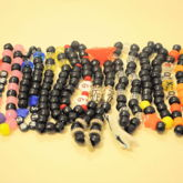 10 Single Kandi Bracelets Plus Gifts
