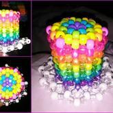 Mini Rainbow Top Hat C: