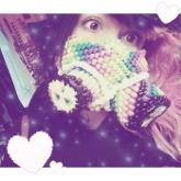 Rainbow Gas Mask