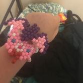Giggles's Bat Bracelet