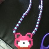 Gloomy Bear Necklace