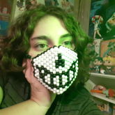 Sans the Skeleton Undertale Kandi Mask