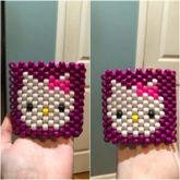 Hello Kitty Cuff