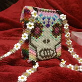 Daisy Sugar Skull Backpack