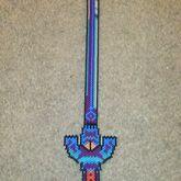 Zelda Master Sword (Full Length)