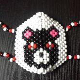 Evil Tedy Mask