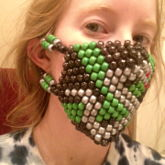 Slytherin Mask