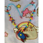 Rocket Necklace :D