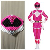 Pink Ranger Mask!