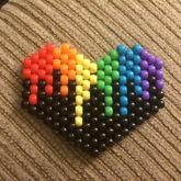 Rainbow Bleeding Heart