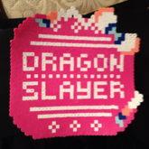 DRAGON SLAYER With Sylveon Bow