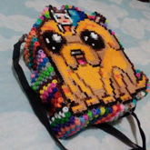Perler /pony Bead Backpack