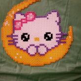 Hello Kitty Perler