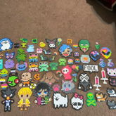 All Of My Perler Beads
