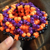 Halloween-Style Cage Cuff