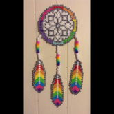 My First Ever Dream Catcher
