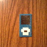 My IBoost (iPod Knockoff) Perler