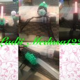 3D Kandi L.E.D Glow Stick Tuxedo
