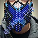 Excision Mask Blue
