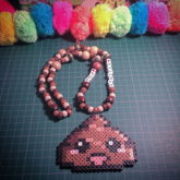 Cute Poop Necklace