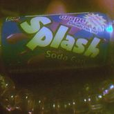 Grape Splash Close Up