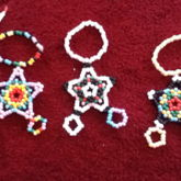 Kandi Collection Update Extended Star Ring Bracelets