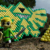 Link And The TriForce