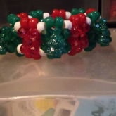 Christmas Tree 3d Cuff