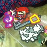 Candy ,grell,keyblade And Volibear