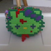 Epic 3d Halloween Themed Cuff Front