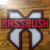 Bassrush Perler