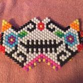 Sugar Skull Candy Mask