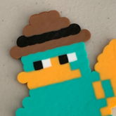 A Platypus? Perry The Platypus!