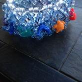 Sea 3D Cuff $20